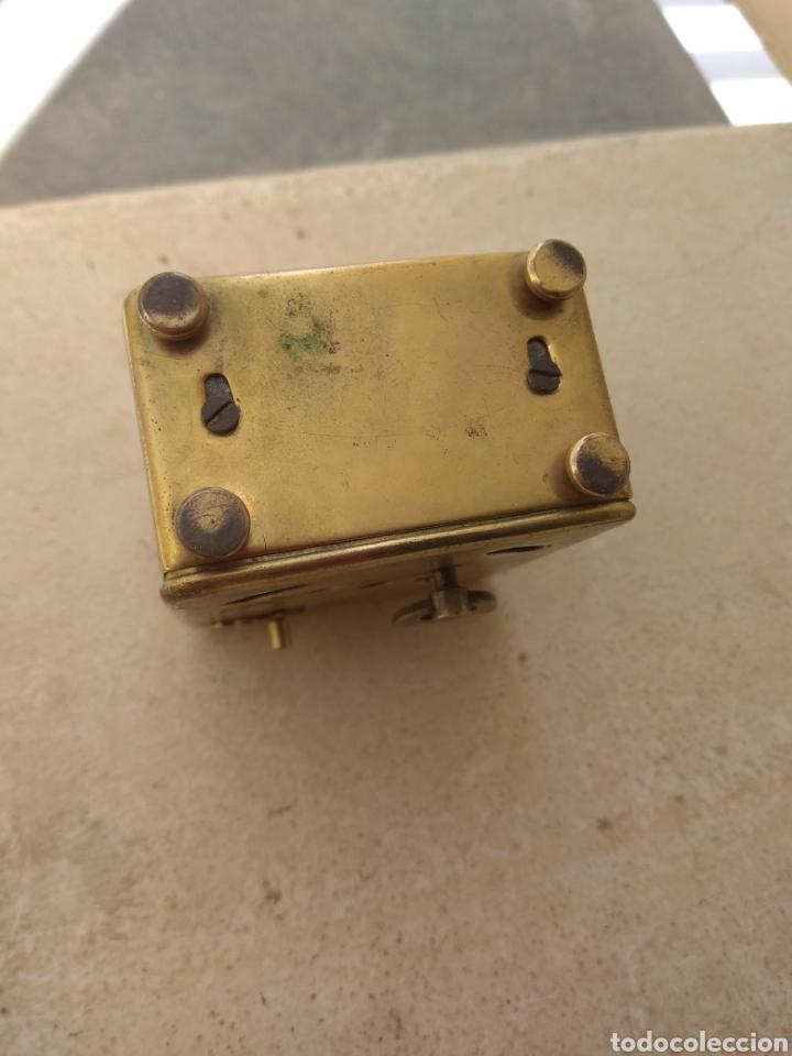 Despertadores antiguos: Antiguo Reloj Despertador Francés DEP - Leer Descripción - - Foto 5 - 176688267