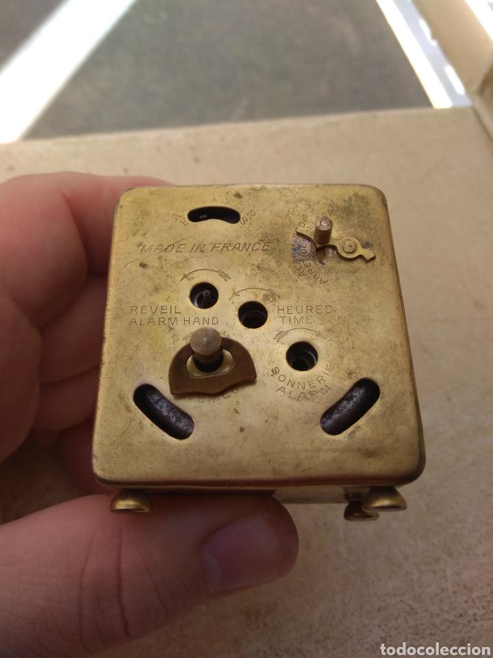 Despertadores antiguos: Antiguo Reloj Despertador Francés DEP - Leer Descripción - - Foto 6 - 176688267