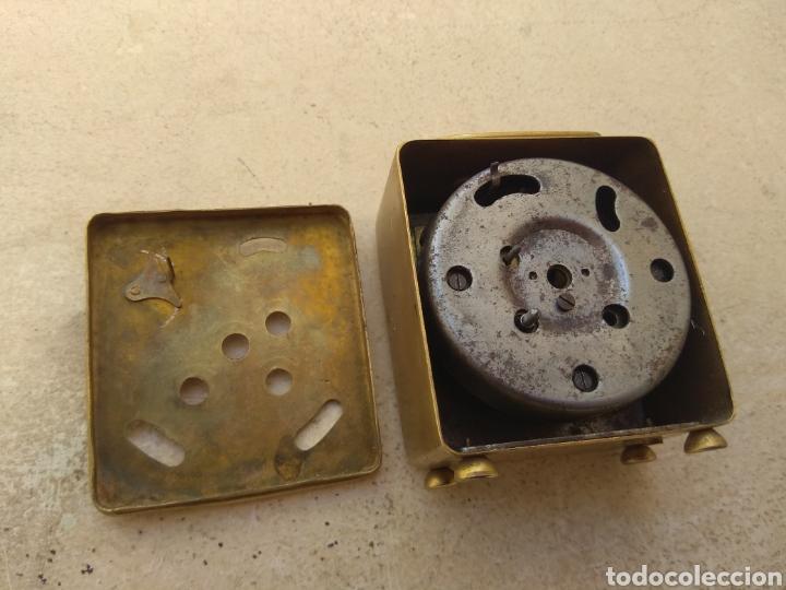 Despertadores antiguos: Antiguo Reloj Despertador Francés DEP - Leer Descripción - - Foto 8 - 176688267