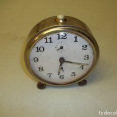 Despertadores antiguos: RELOJ JAZ. Lote 178115275