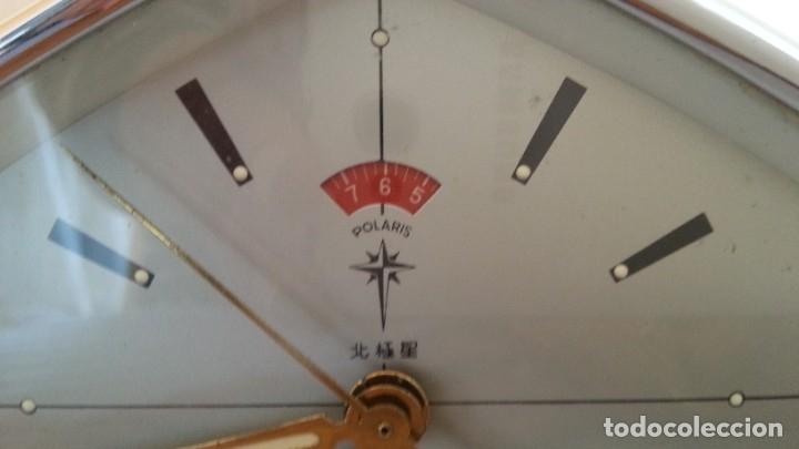 Despertadores antiguos: Reloj despertador. Marca Polaris. Años 80 - Foto 2 - 178963508
