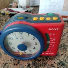 Despertadores antiguos: RELOJ DESPERTADOR. Lote 181556780