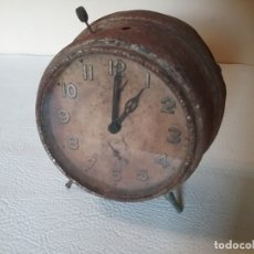 Despertadores antiguos: RELOJ DESPERTADOR.. Lote 182302937