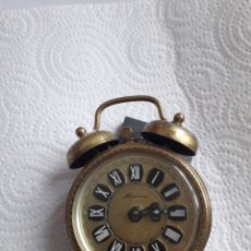 Despertadores antiguos: RELOJ. Lote 183282607