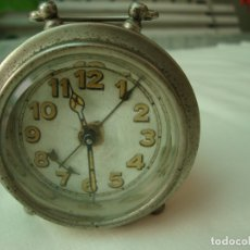 Despertadores antiguos: RELOJ DESPERTADOR DE COLECCIÓN. Lote 184771896