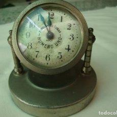 Despertadores antiguos: ANTIGUO RELOJ DESPETADOR. Lote 184772410