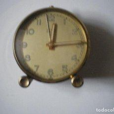 Despertadores antiguos: RELOJ CYMA AMIC DESPERTADOR. Lote 185878802