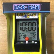 Despertadores antiguos: PAC - MAN . Lote 187505840