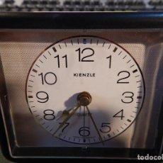 Despertadores antiguos: DESPERTADOR KIENZLE. Lote 188554687