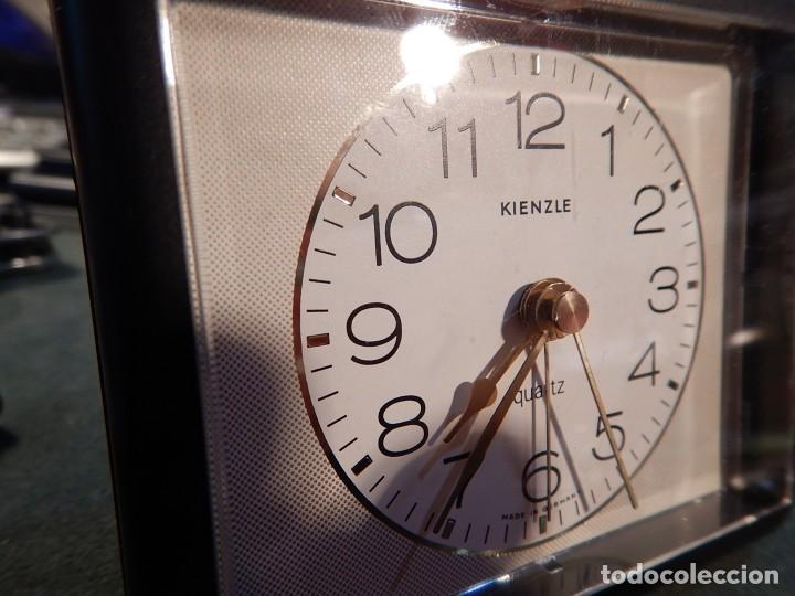 Despertadores antiguos: Despertador Kienzle - Foto 3 - 188554687