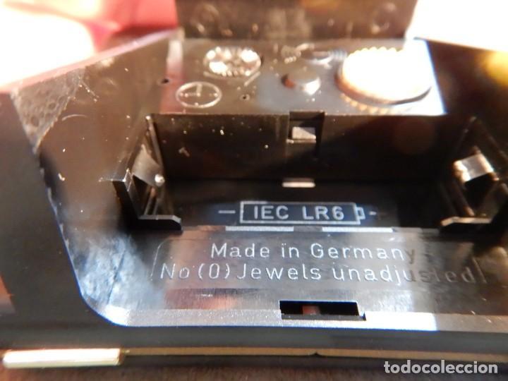 Despertadores antiguos: Despertador Kienzle - Foto 4 - 188554687