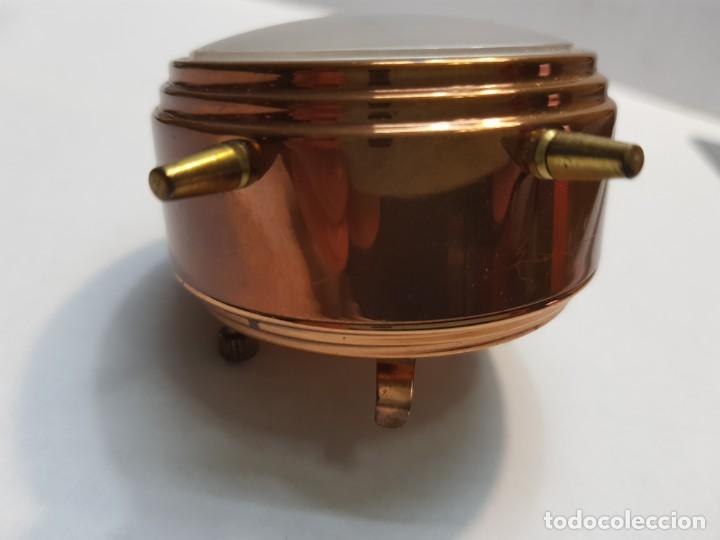 Despertadores antiguos: Reloj despertador doble Campana Jerger Made IN Germany - Foto 4 - 189668892