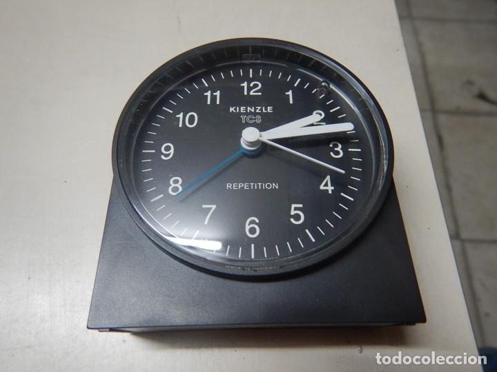 Despertadores antiguos: Despertador Kienzle - Foto 2 - 223275202