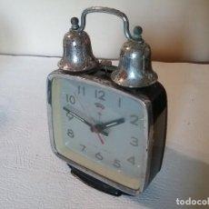 Despertadores antiguos: RELOJ DESPERTADOR POLARIS. Lote 191529706