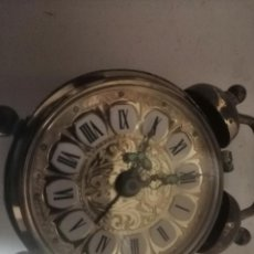 Despertadores antiguos: RELOG DESPERTADOR. Lote 191790697