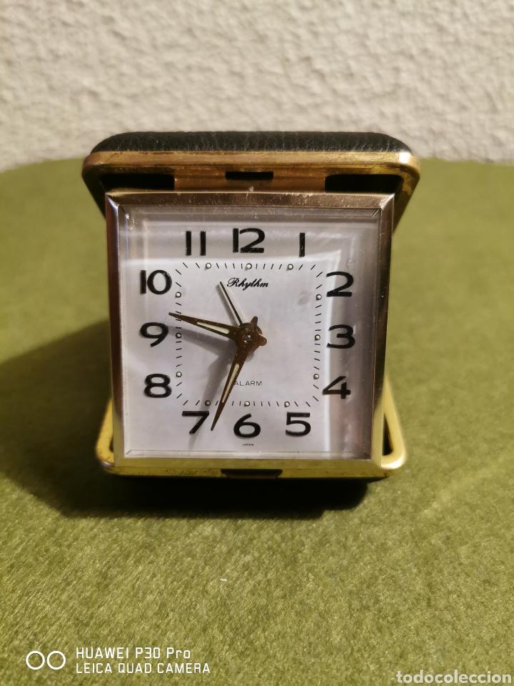 RELOJ DESPERTADOR RHYTHM (Relojes - Relojes Despertadores)