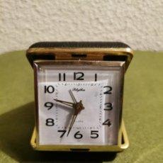 Despertadores antiguos: RELOJ DESPERTADOR RHYTHM. Lote 192489230