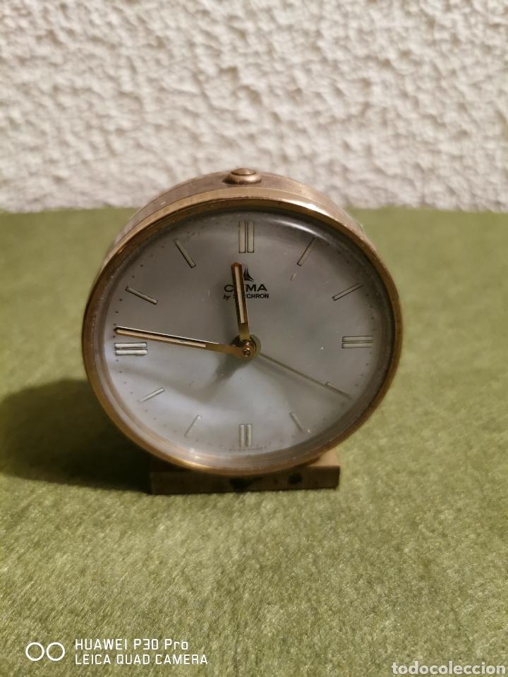 RELOJ DESPERTADOR CYMA (Relojes - Relojes Despertadores)