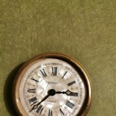 Despertadores antiguos: RELOJ DESPERTADOR MARCA EUROPA. Lote 192490773