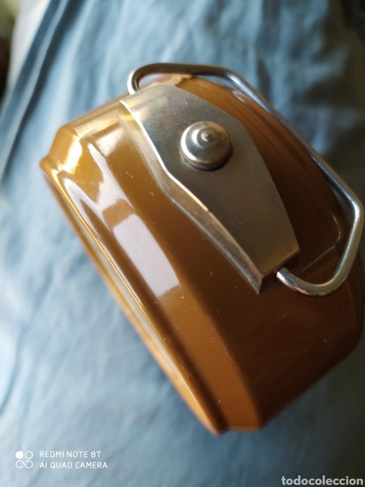 Despertadores antiguos: Antiguo reloj despertador Ruhla DDR - Foto 2 - 192783297