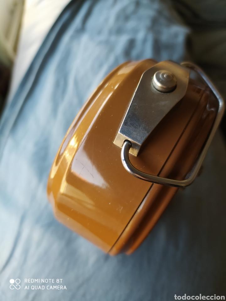 Despertadores antiguos: Antiguo reloj despertador Ruhla DDR - Foto 4 - 192783297