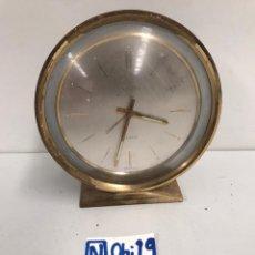 Despertadores antiguos: ANTIGUO DESPERTADOR EUROPA. Lote 194185595