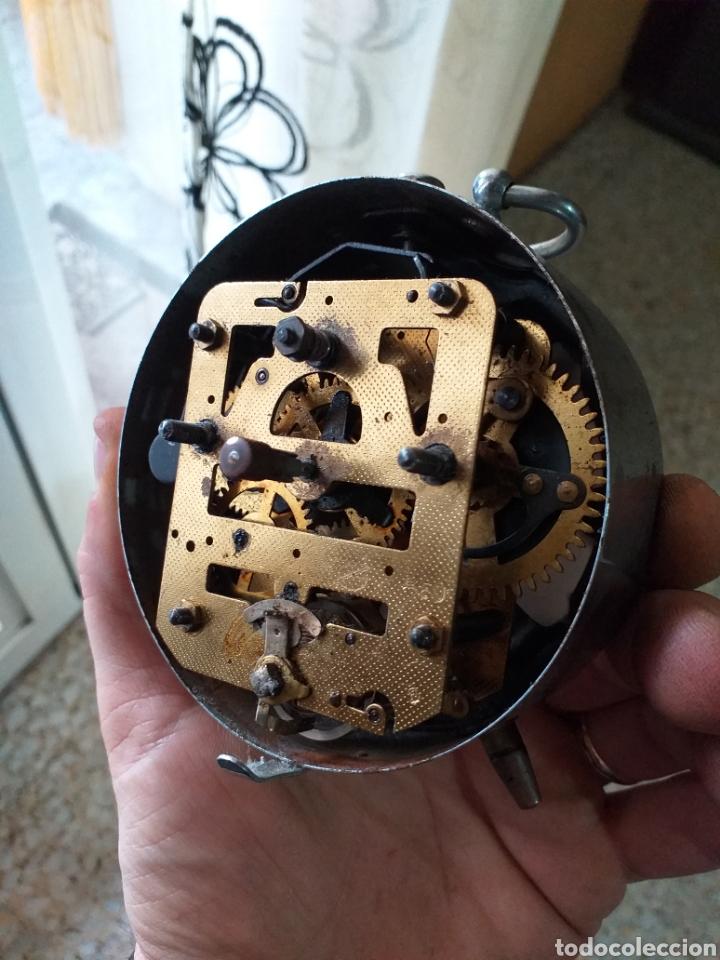 Despertadores antiguos: RELOJ DESPERTADOR RUBI RELOJERIA A.CEBALLOS MONTILLA - Foto 7 - 194229777