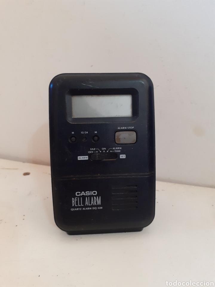 CASIO BELL ALARM (Relojes - Relojes Despertadores)