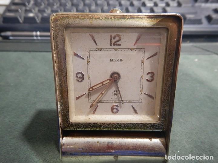JAEGER 2 DIAS (Relojes - Relojes Despertadores)