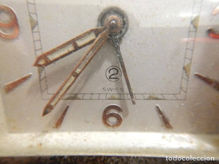 Despertadores antiguos: Jaeger 2 dias - Foto 3 - 195321281