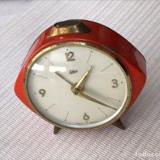 Despertadores antiguos: DESPERTADOR EMES GERMANY VINTAGE •*•. Lote 195385386