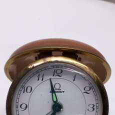 Despertadores antiguos: RELOJ GUEST DESPERTADOR. Lote 195415678