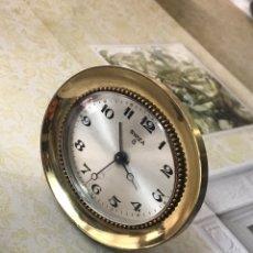 Despertadores antiguos: DESPERTADOR SWIZA 8 VINTAGE. Lote 195488580