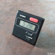 Despertadores antiguos: RELOJ DESPERTADOR VINTAGE CASIO DQ-500. Lote 195649913