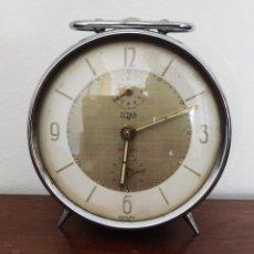 Despertadores antiguos: RELOJ DESPERTADOR TITAN. Lote 196767927