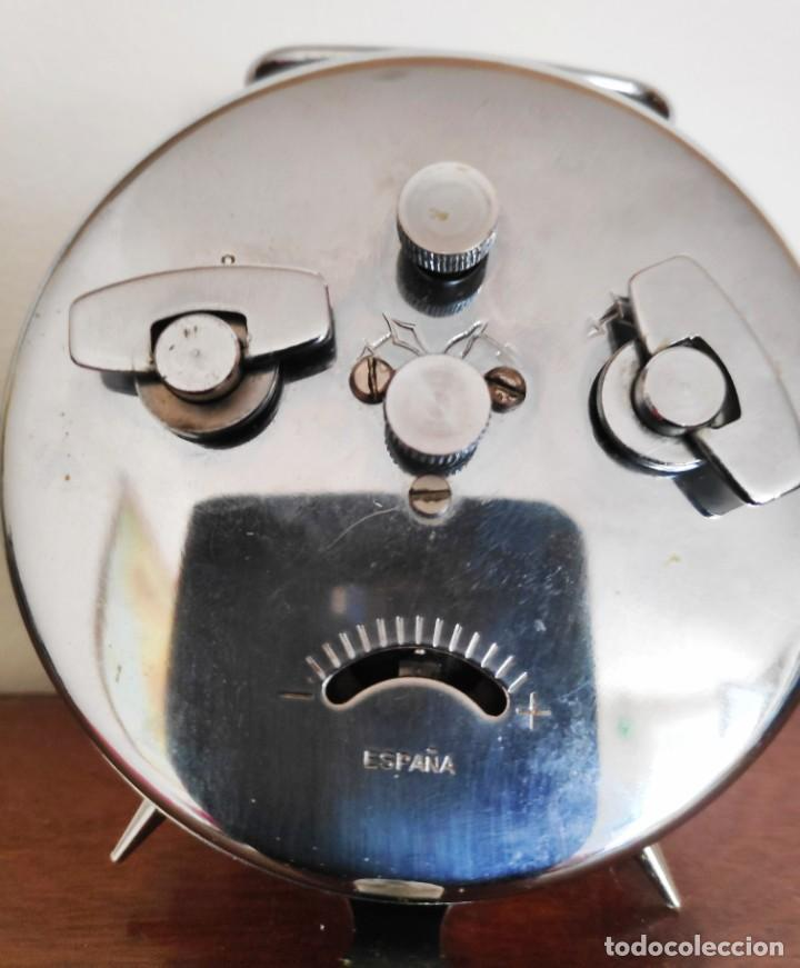 Despertadores antiguos: Reloj Despertador Titan - Foto 3 - 196767927