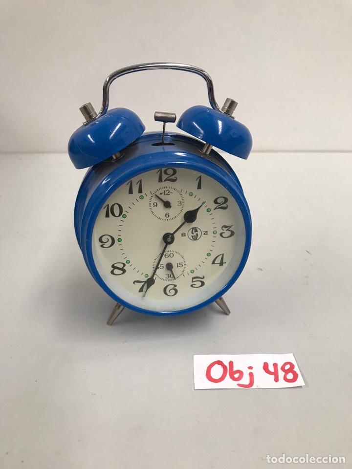 DESPERTADOR VINTAGE (Relojes - Relojes Despertadores)