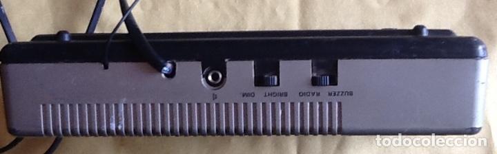 Despertadores antiguos: RELOJ DESPERTADOR- RADIO. - OSKAR - ENVIO CERTIFICADO INCLUIDO. - Foto 3 - 198430430