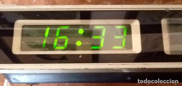 Despertadores antiguos: RELOJ DESPERTADOR- RADIO. - OSKAR - ENVIO CERTIFICADO INCLUIDO. - Foto 5 - 198430430