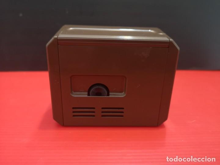 Despertadores antiguos: Reloj despertador kienzle con luz linterna. Años 80. Funcionando. Vintage - Foto 8 - 198474412