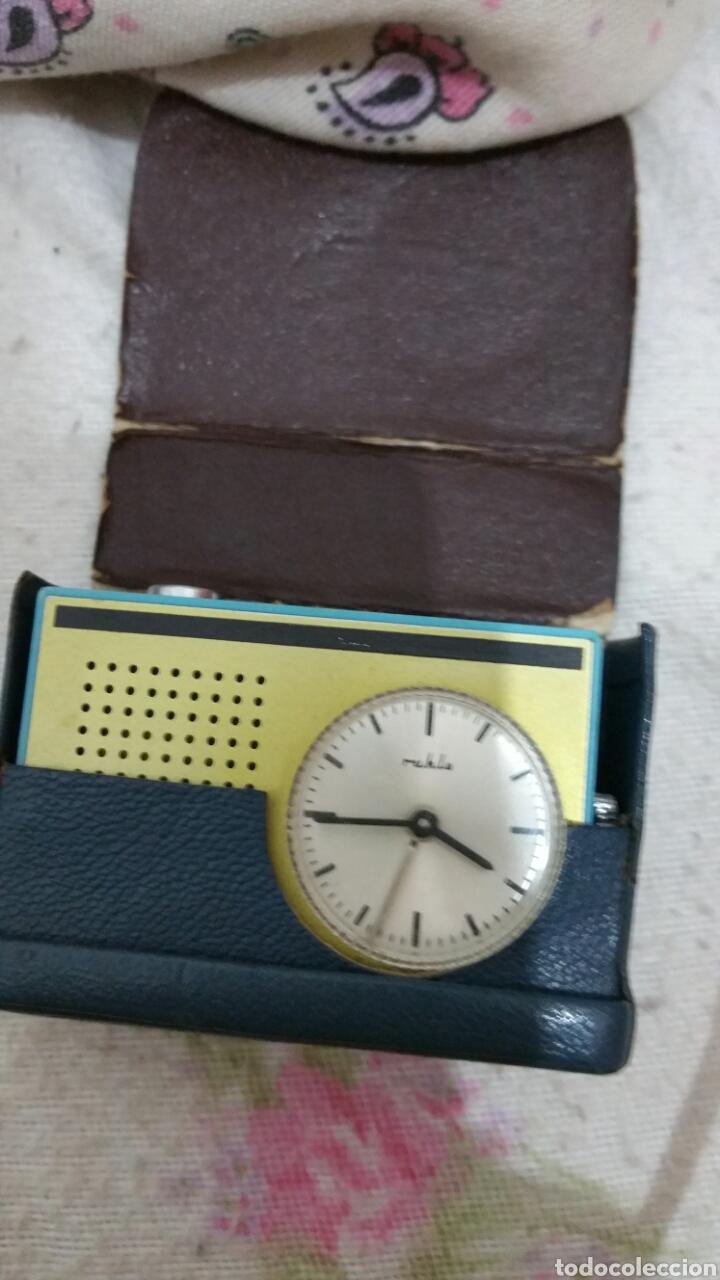 Despertadores antiguos: Reloj despertador sumatic - Foto 9 - 198491221