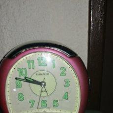 Despertadores antiguos: RELOJ DESPERTADOR MARCA FAMAPREM. Lote 199522047