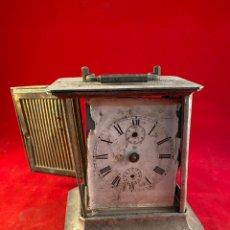 Despertadores antiguos: ANTIGUO RELOJ DESPERTADOR. Lote 204157315