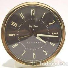 Despertadores antiguos: RELOJ DESPERTADOR BIG BEN WESTCLOX USA-1964. Lote 205124661