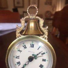Despertadores antiguos: RELOJ DESPERTADOR BLESSING. Lote 205139452