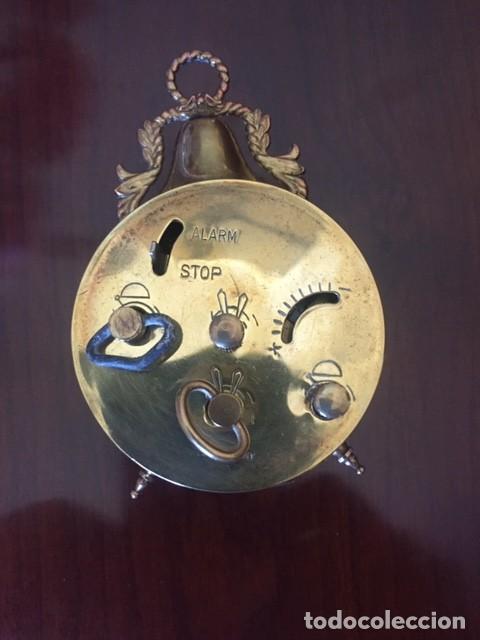 Despertadores antiguos: Reloj Despertador Blessing - Foto 3 - 205139452