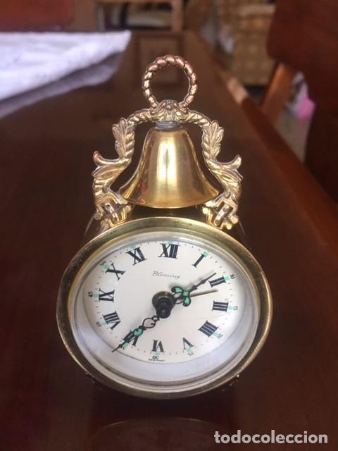 Despertadores antiguos: Reloj Despertador Blessing - Foto 5 - 205139452