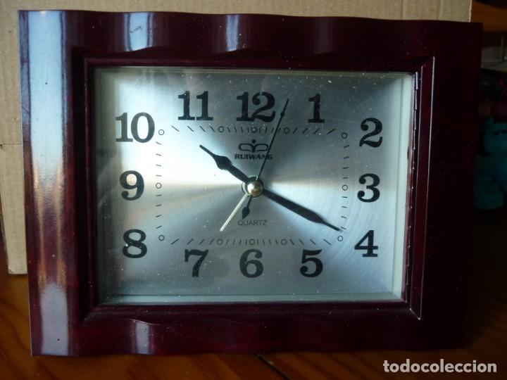 RELOJ DESPERTADOR RUIWANG (Relojes - Relojes Despertadores)