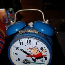 Despertadores antiguos: RELOJ COBY FUNCIÓNA. Lote 206131772