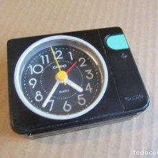 Despertadores antiguos: DESPERTADOR VINTAGE CASIO. Lote 206551778